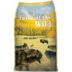 Taste of The Wild Dog HIGH PRAIRE BIZON