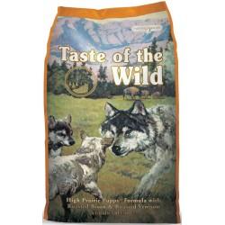 Taste of The Wild Dog PUPPY HIGH PRAIRE BIZON