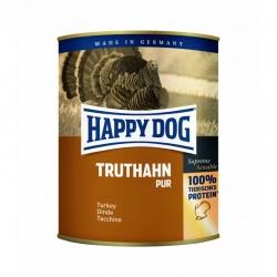 Happy Dog 100% Indyk (Truthahn Pur) - mięso w puszkach dla psów