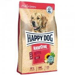 HAPPY DOG NATURCROQ 15 KG - KARMA DLA PSA