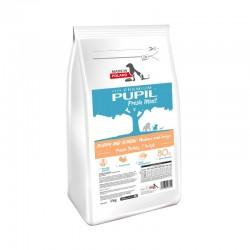PUPIL Premium Fresh Meat Puppy and Junior MEDIUM&LARGE Indyk