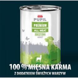 PUPIL Premium All Meat ADULT dziczyzna 400 g