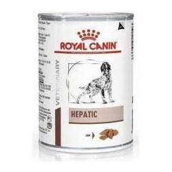 Royal Canin Hepatic Puszka
