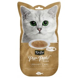 Kit Cat Purr Puree Plus+ Tuna & Cranberry (Urinary Care) 4x15g