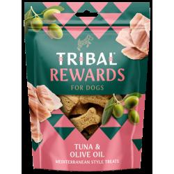 TRIBAL Rewards Tuńczyk i Oliwa z oliwek 125g - Ciastka dla psa domowej produkcji