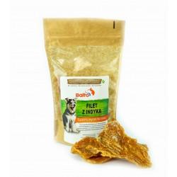 Balto Filet z indyka mięso suszone dla psa PREMIUM 100 g