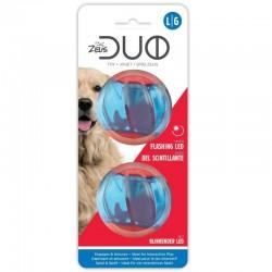 Zeus Duo Ball 6,3cm z LED 2szt/op.
