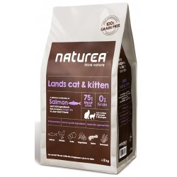 Naturea Grain Free Lands Cat & Kitten