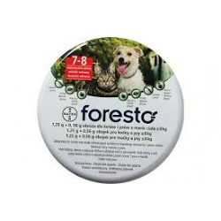 Foresto obroża dla kotów i psów 38 cm o masie ciała do 8 kg