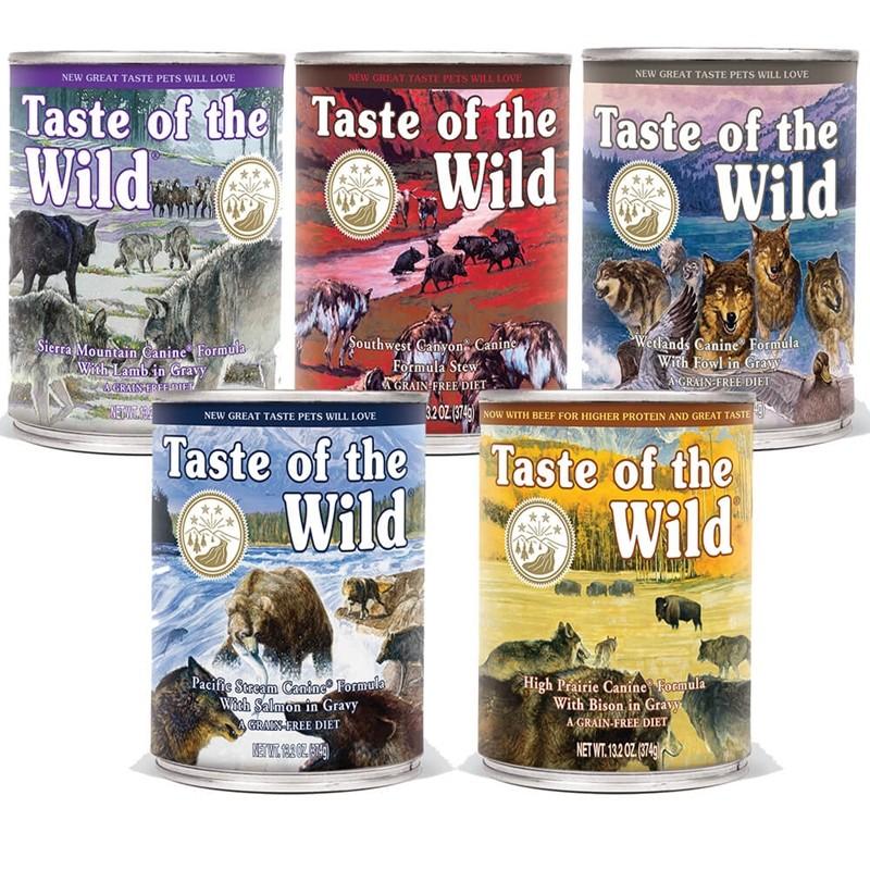 Taste of The Wild Puszka