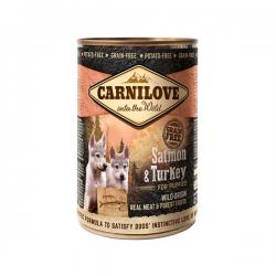 Carnilove Puppy puszka 400g - karma mokra dla szczeniąt