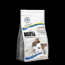 Bozita Free Single Protein Chicken-Karma dla Kotów dorosłych