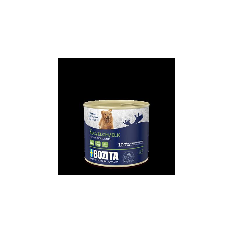 Bozita Pasztet z łosiem- karma dla psa