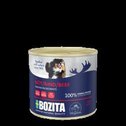 Bozita Pasztet z wołowiną - karma dla psa