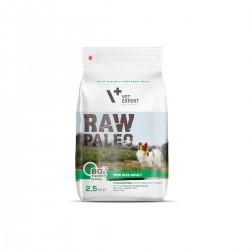 VetExpert RAW PALEO adult mini - karma dla dorosłych psów ras małych