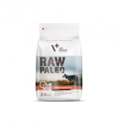 VetExpert RAW PALEO adult medium - karma dla dorosłych psów ras średnich