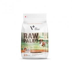 VetExpert RAW PALEO puppy medium - karma dla szczeniąt ras średnich