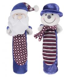 Zabawka Świąteczna Mikołaj (butelka)