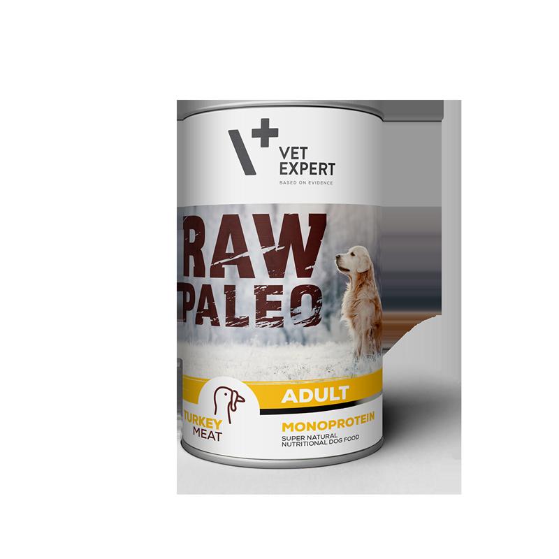 VetExpert RAW PALEO Adult - karma mokra dla dorosłych psów