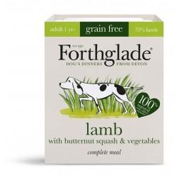 Forthglade - karma mokra dla psa / Jagnięcina z dynią piżmową i warzywami